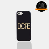 Dope Matte Finish Phone Case(I Phone 5 )