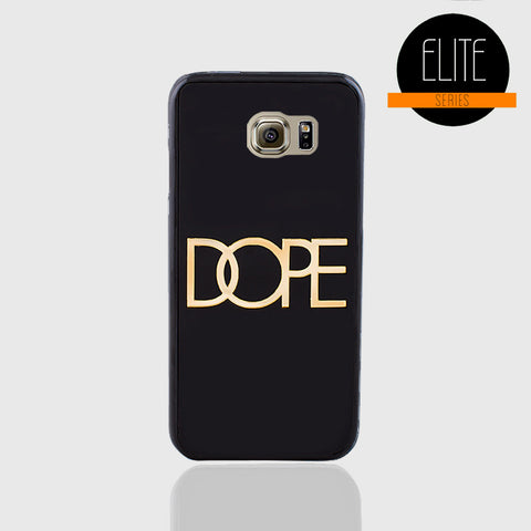 DOPE MATTE PHONE CASE FOR SAMSUNG S6