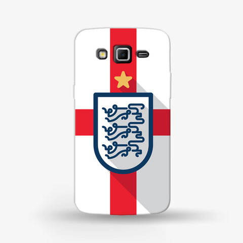 England Minimal Samsung Galaxy Grand 2 Case - Edmotic