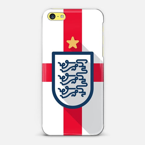England Minimal  Iphone 5c Case - Edmotic
