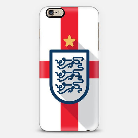 England Minimal iPhone 7 Case - Edmotic