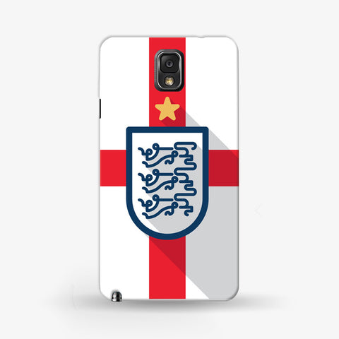 England Minimal  Samsung Galaxy Note 3 CASE - Edmotic