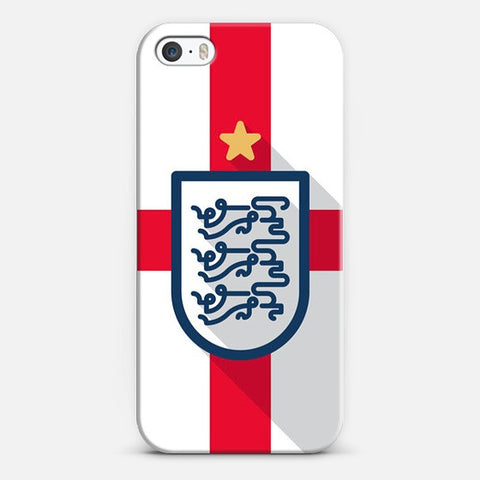 England Minimal   Iphone 5/5s Case - Edmotic