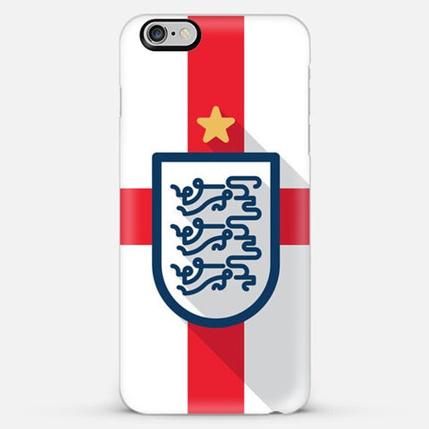 England Minimal  Iphone 6 Plus Case - Edmotic