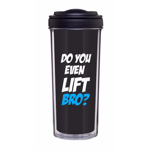 Do You Even Lift Bro Tumbler - Edmotic