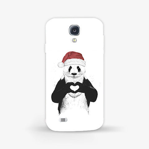Santa Panda Samsung Galaxy S4 Mini CASE - Edmotic