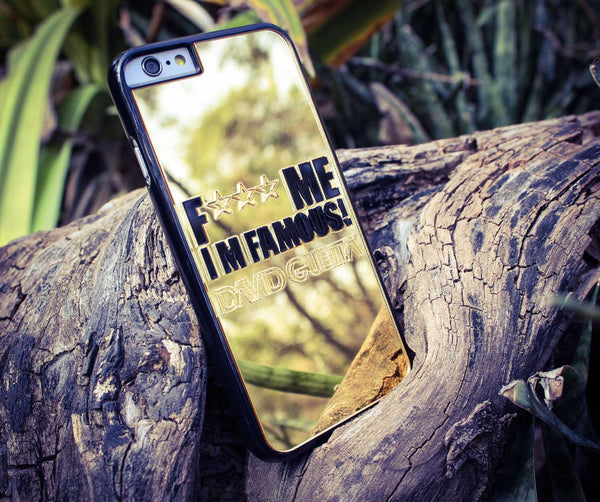 I Am Famous Phone Case (I Phone 6/6S )
