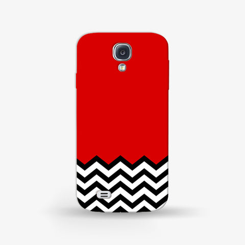 Follow The Fire  Samsung Galaxy S4 Mini CASE - Edmotic
