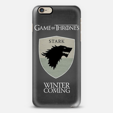 Game of Thrones iPhone 7 Case - Edmotic