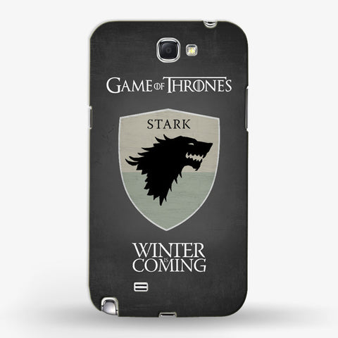 Game of Thrones  Samsung Galaxy Note 2 CASE - Edmotic