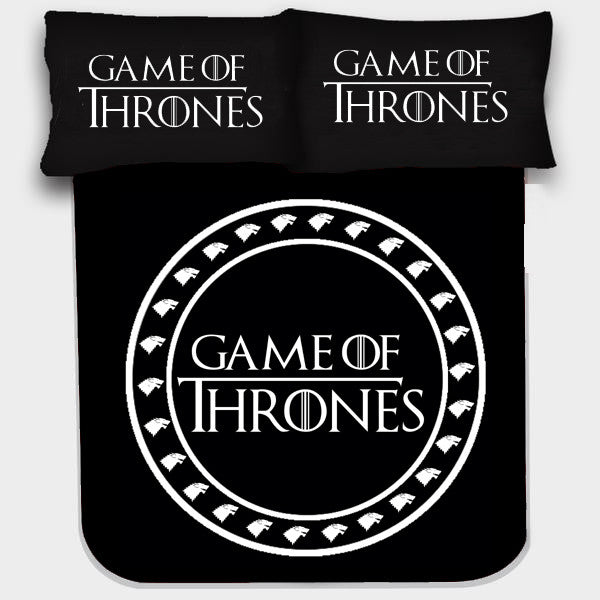 GAME OF THRONES BEDSHEET