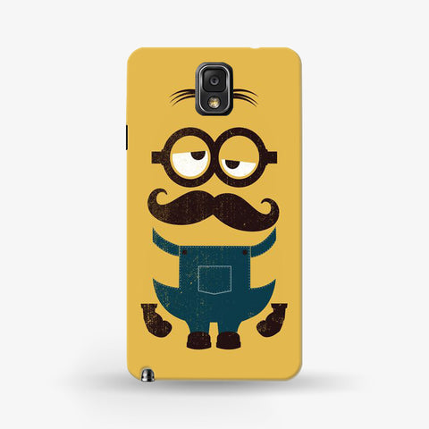 Gentle Minion  Samsung Galaxy Note 3 CASE - Edmotic