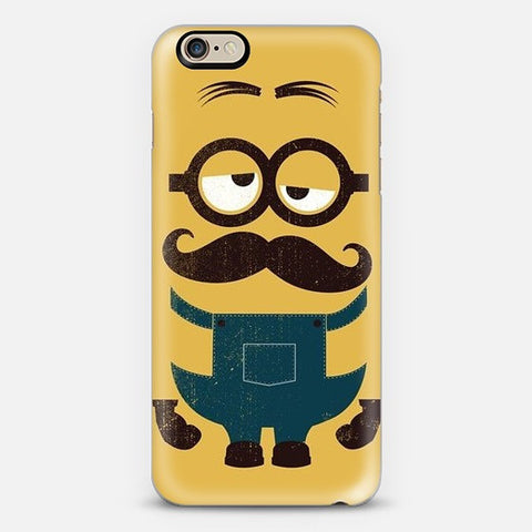 Gentle Minion  Iphone 6 Case - Edmotic