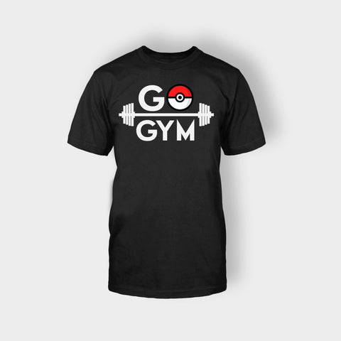 GO GYM T-SHIRT - Edmotic