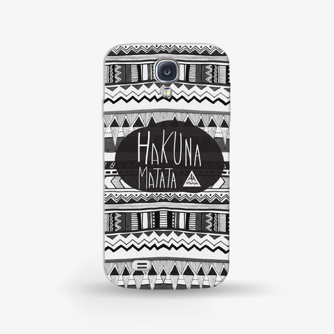 Hakuna Matata Samsung Galaxy S4 Mini CASE - Edmotic
