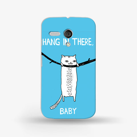 Hangin There Baby  Samsung Galaxy S4 CASE - Edmotic