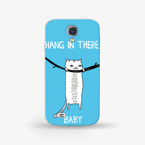 Hangin There Baby  Samsung Galaxy S4 Mini CASE - Edmotic