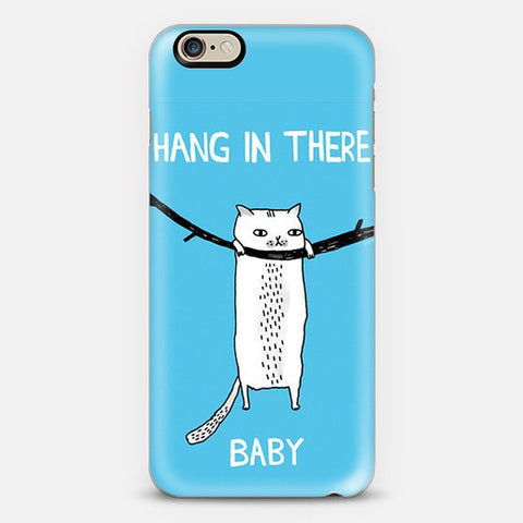 Hangin There Baby iPhone 7 Case - Edmotic