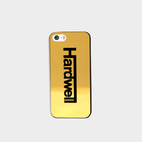 Hardwell Gold Phone Case (I Phone 5 ) - Edmotic - 1