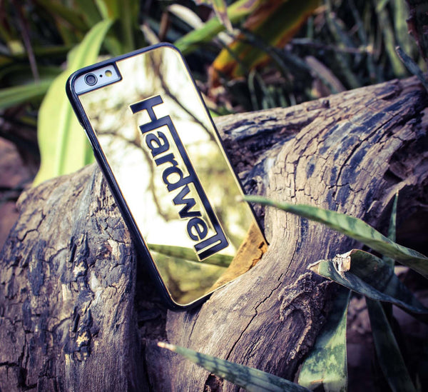 Hardwell Gold Phone Case (I Phone 6/6S)