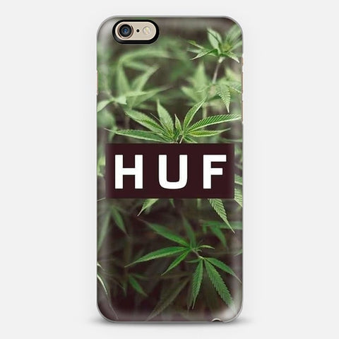 HUF iPhone 6 Plus Case - Edmotic