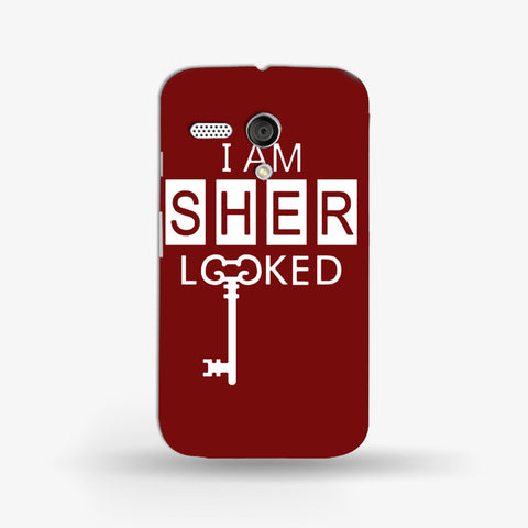 I Am Sherlocked  (MOTO G) - Edmotic