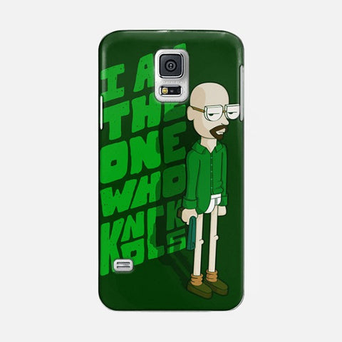 I Am The One Who Knocks   Samsung Galaxy S5 CASE - Edmotic