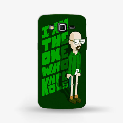 I Am The One Who Knocks Samsung Galaxy Grand 2 Case - Edmotic