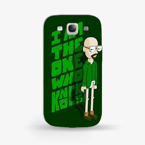 I Am The One Who Knocks   Samsung Galaxy S3 CASE - Edmotic