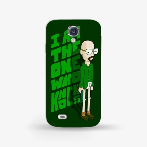 I Am The One Who Knocks   Samsung Galaxy S4 CASE - Edmotic