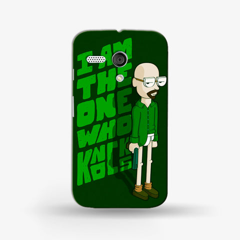I Am The One Who Knocks   (MOTO G) - Edmotic