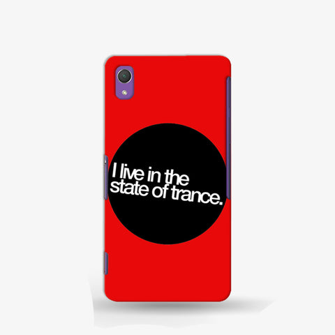 I Live In The State of Trance  (Sony Xperia Z2) - Edmotic
