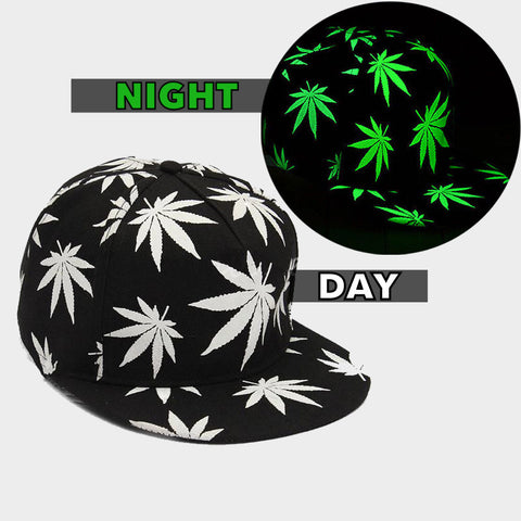 MAPPLE GLOW IN DARK SNAPBACK - Edmotic - 1