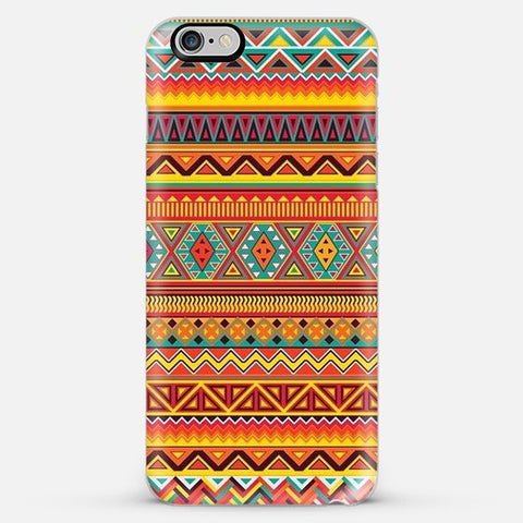 Indian AztecIphone 6s Plus case - Edmotic