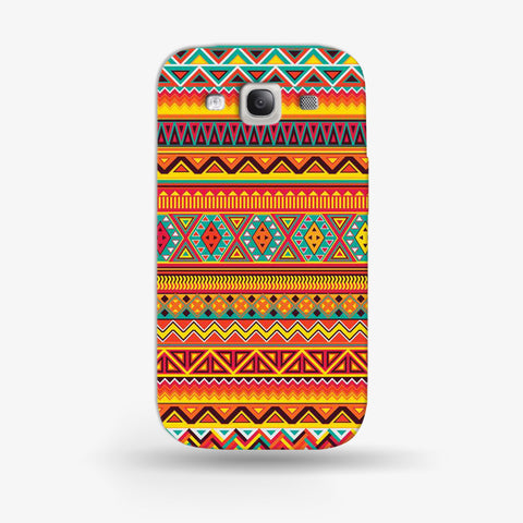 Indian Aztec Samsung Galaxy S3 CASE - Edmotic