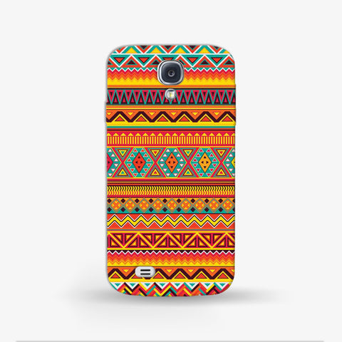 Indian Aztec Samsung Galaxy S4 Mini CASE - Edmotic
