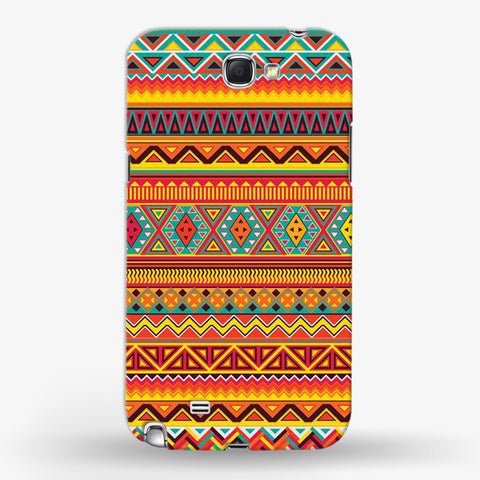 Indian Aztec Samsung Galaxy Note 2 CASE - Edmotic