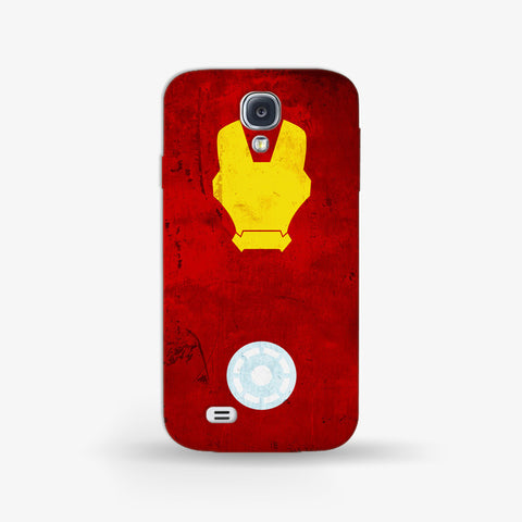 Ironman  Samsung Galaxy S4 Mini CASE - Edmotic