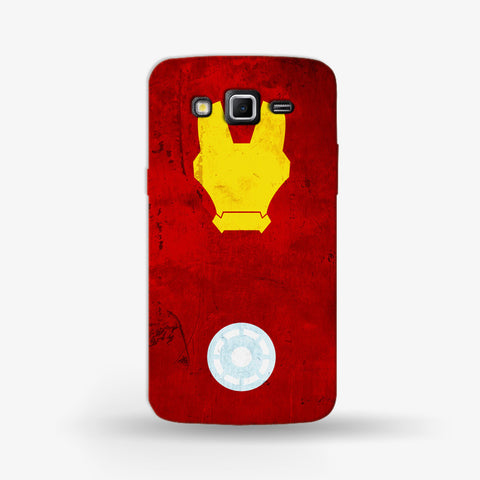 Ironman Samsung Galaxy Grand 2 CASE - Edmotic