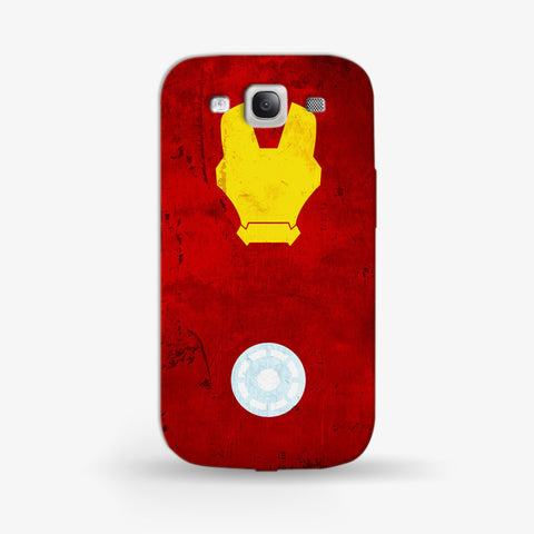 Ironman  Samsung Galaxy S3 CASE - Edmotic