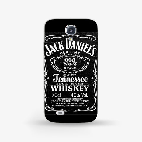 Jack Daniels  Samsung Galaxy S4 Mini CASE - Edmotic