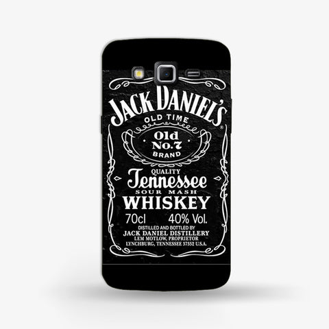 Jack Daniels Samsung Galaxy Grand 2 CASE - Edmotic