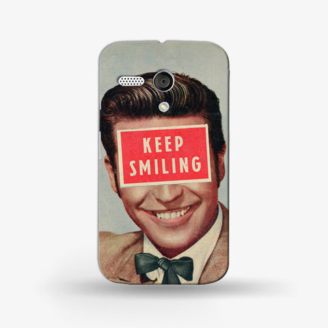 Keep Smiling  (MOTO G) - Edmotic