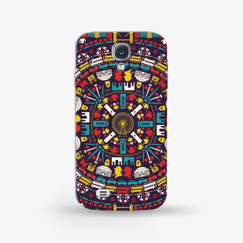 London Swag  Samsung Galaxy S4 Mini CASE - Edmotic