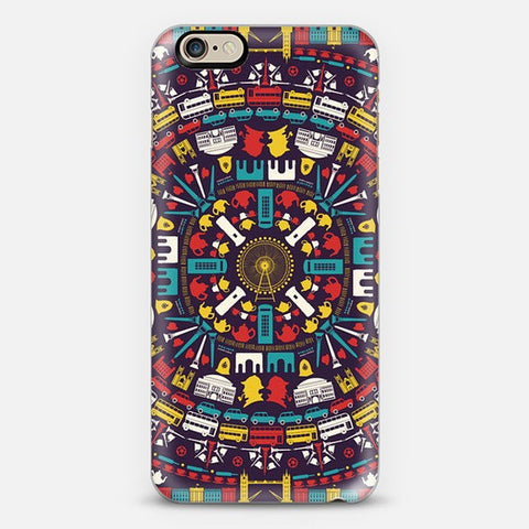 London Swag iPhone 7 Case - Edmotic