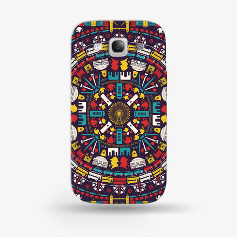 London Swag  Samsung Galaxy S3 CASE - Edmotic