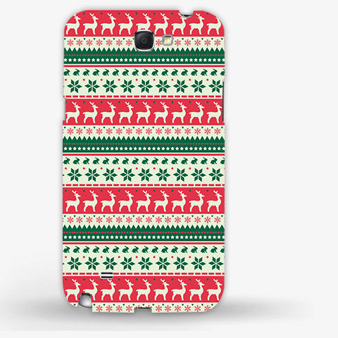 Christmas Aztec Samsung Galaxy Note 2 CASE - Edmotic