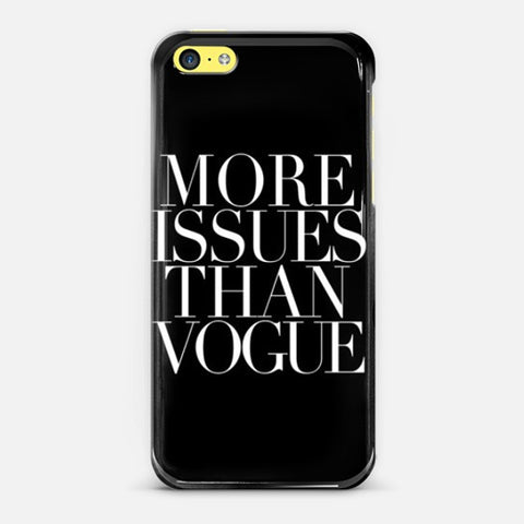 More Issues Than VOGUE iPhone 6 Case - Edmotic