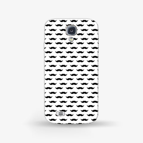 Moustache  Samsung Galaxy S4 Mini CASE - Edmotic