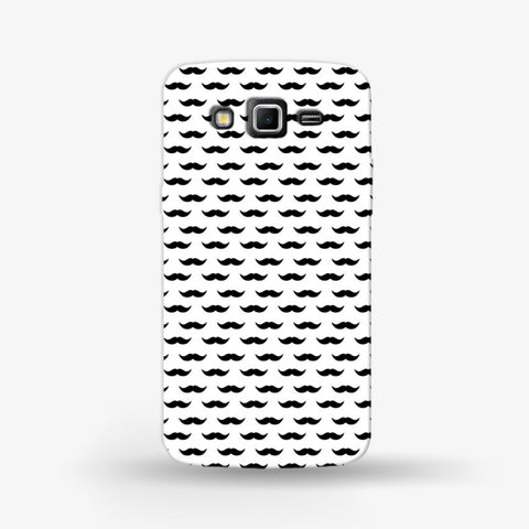 Moustache Samsung Galaxy Grand 2 CASE - Edmotic